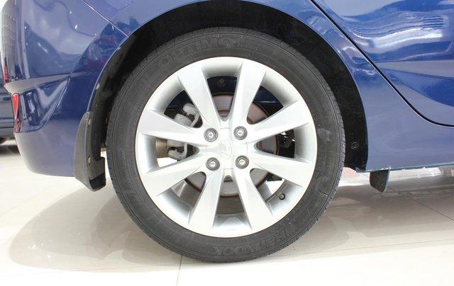 Bán Hyundai Accent 1.4 Hatchback sản xuất 2015, màu xanh lam, xe nhập3