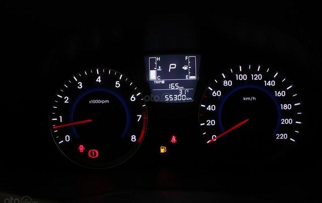 Bán Hyundai Accent 1.4 Hatchback sản xuất 2015, màu xanh lam, xe nhập9