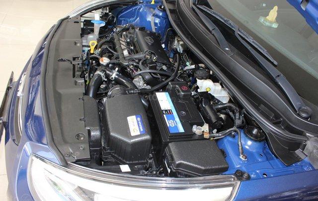 Bán Hyundai Accent 1.4 Hatchback sản xuất 2015, màu xanh lam, xe nhập16