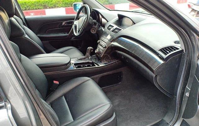 Bán xe Acura MDX 2007, màu xám (ghi), nhập khẩu5