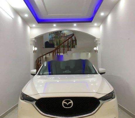 Bán ô tô Mazda CX 5 sản xuất năm 2018, màu trắng, xe nhập chính chủ, giá tốt0