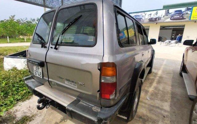 Bán Toyota Land Cruiser sản xuất 1996, nhập khẩu nguyên chiếc giá cạnh tranh2