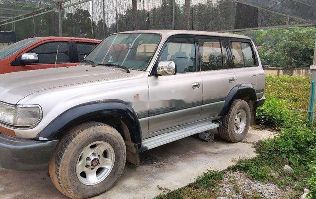 Bán Toyota Land Cruiser sản xuất 1996, nhập khẩu nguyên chiếc giá cạnh tranh1