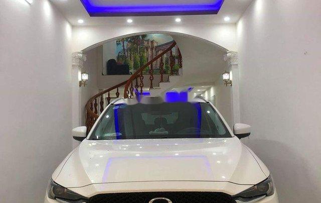 Bán ô tô Mazda CX 5 sản xuất năm 2018, màu trắng, xe nhập chính chủ, giá tốt1