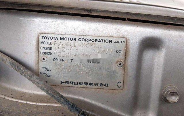 Bán Toyota Land Cruiser sản xuất 1996, nhập khẩu nguyên chiếc giá cạnh tranh5