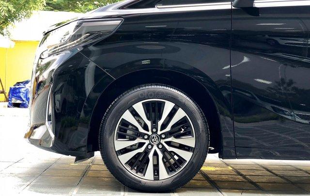 Cần bán xe Toyota Alphard 7 chỗ Executive Lounge 3.5L đời 2020, màu đen, có xe giao ngay, Hotline: 0914.868.19810