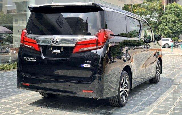 Cần bán xe Toyota Alphard 7 chỗ Executive Lounge 3.5L đời 2020, màu đen, có xe giao ngay, Hotline: 0914.868.1989