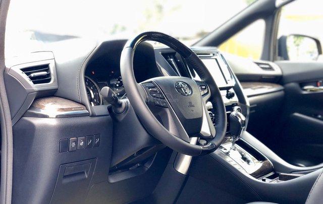 Cần bán xe Toyota Alphard 7 chỗ Executive Lounge 3.5L đời 2020, màu đen, có xe giao ngay, Hotline: 0914.868.19814