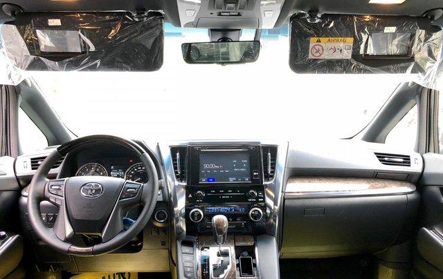 Cần bán xe Toyota Alphard 7 chỗ Executive Lounge 3.5L đời 2020, màu đen, có xe giao ngay, Hotline: 0914.868.19821