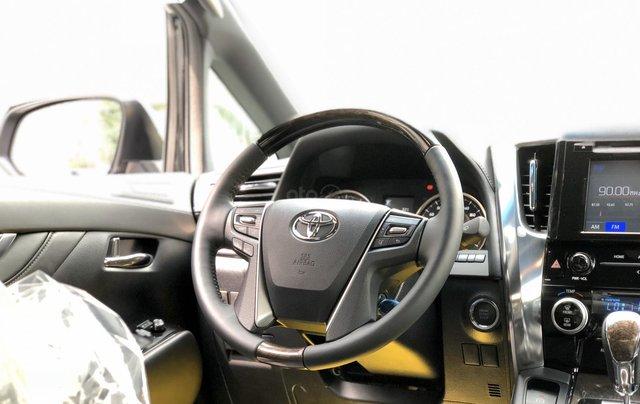 Cần bán xe Toyota Alphard 7 chỗ Executive Lounge 3.5L đời 2020, màu đen, có xe giao ngay, Hotline: 0914.868.19822