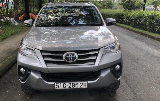 Cần bán xe Toyota Fortuner 2.4MT sx 2016 form mới, nhập khẩu, 865 triệu0