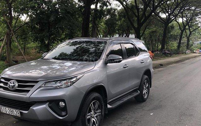 Cần bán xe Toyota Fortuner 2.4MT sx 2016 form mới, nhập khẩu, 865 triệu2