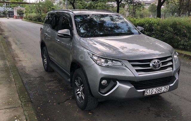 Cần bán xe Toyota Fortuner 2.4MT sx 2016 form mới, nhập khẩu, 865 triệu1