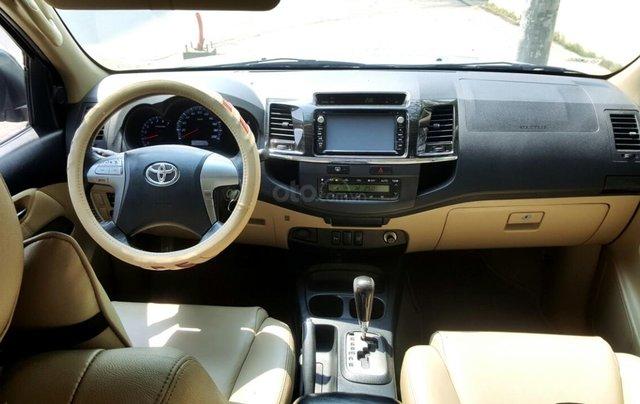 Bán xe Toyota Fortuner V. 2.7 máy xăng T6/2014, liên hệ: 0913715808 - 0942892465 Thanh8