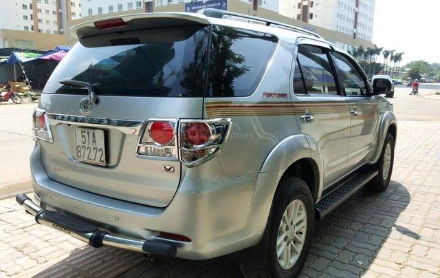 Bán xe Toyota Fortuner V. 2.7 máy xăng T6/2014, liên hệ: 0913715808 - 0942892465 Thanh3