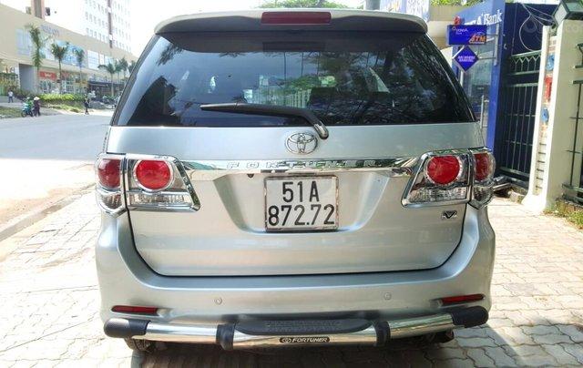 Bán xe Toyota Fortuner V. 2.7 máy xăng T6/2014, liên hệ: 0913715808 - 0942892465 Thanh5