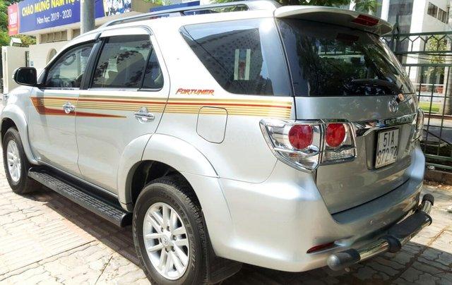 Bán xe Toyota Fortuner V. 2.7 máy xăng T6/2014, liên hệ: 0913715808 - 0942892465 Thanh4