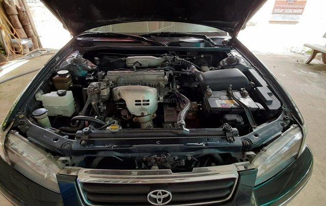 Cần bán Toyota Camry đăng ký 1999, màu xanh dưa chỉnh chủ giá 240 triệu đồng2