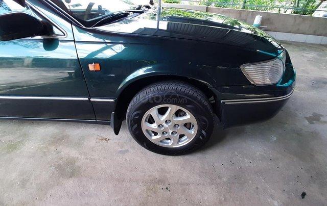 Cần bán Toyota Camry đăng ký 1999, màu xanh dưa chỉnh chủ giá 240 triệu đồng4