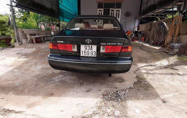 Cần bán Toyota Camry đăng ký 1999, màu xanh dưa chỉnh chủ giá 240 triệu đồng11