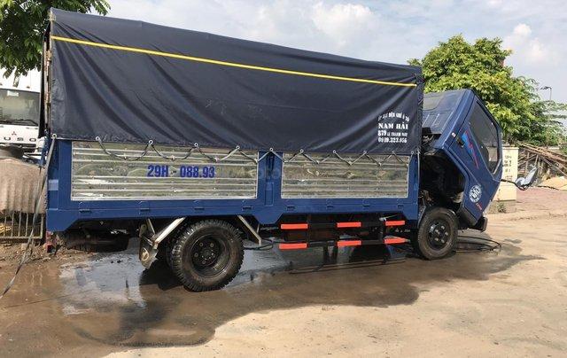 Bán xe tải Đô Thành IZ49 tải 2,5 tấn máy Isuzu đã qua sử dụng, xe đẹp như mới3