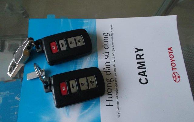 Bán xe Toyota Camry 2.5Q sản xuất năm 2014, màu đen, giá chỉ 838 triệu11