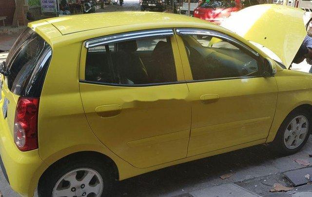 Bán ô tô Kia Morning đời 2008, màu vàng, nhập khẩu nguyên chiếc, chính chủ, giá cạnh tranh2