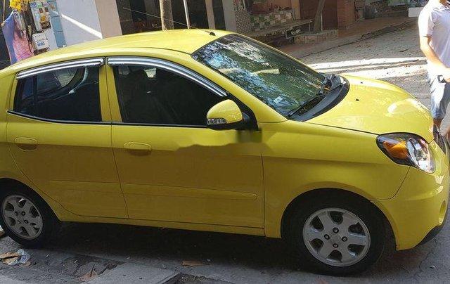 Bán ô tô Kia Morning đời 2008, màu vàng, nhập khẩu nguyên chiếc, chính chủ, giá cạnh tranh3