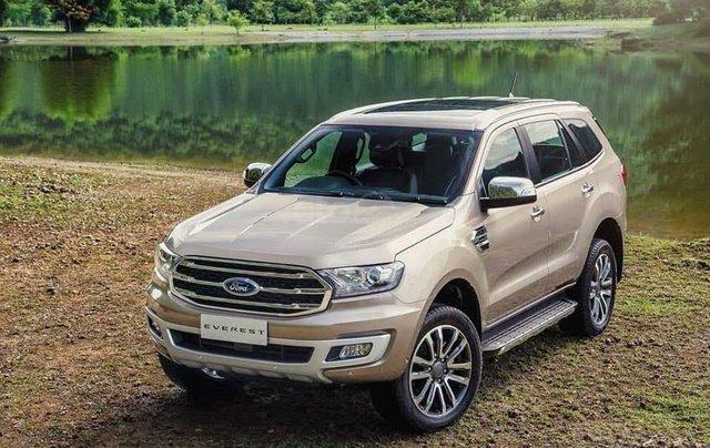 Giá xe Ford Everest Titanium 4x4 hot nhất tháng 01 tại Hà Nội, gọi ngay 0938568583 để ép giá2