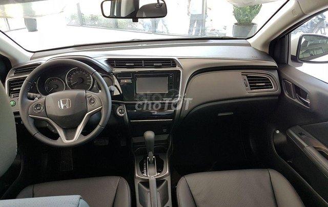 Trả góp lãi suất thấp khi mua Honda City CVT sản xuất 2019 - Có sẵn xe - Giao nhanh toàn quốc7