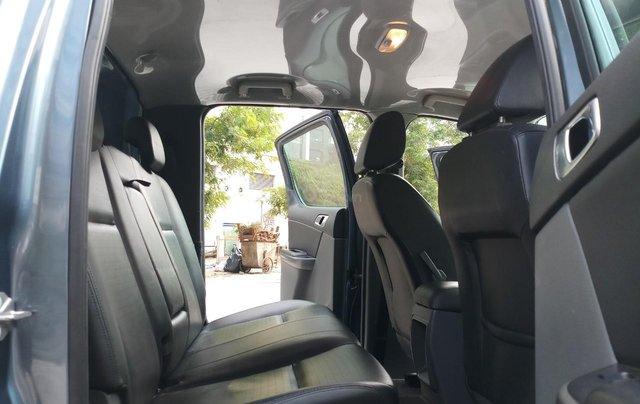 Ô Tô Thủ Đô bán xe Mazda BT50 2.2AT 2017, màu xanh, giá 529 triệu8