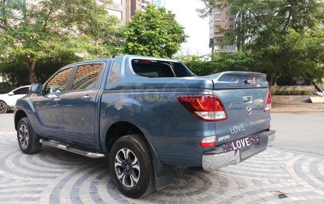 Ô Tô Thủ Đô bán xe Mazda BT50 2.2AT 2017, màu xanh, giá 529 triệu10