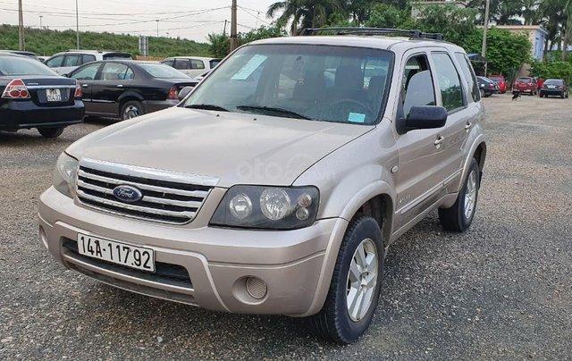 Bán Ford Escape đời 2008, số tự động, máy 2.3 lít, xe zin đẹp như mới 09646743312