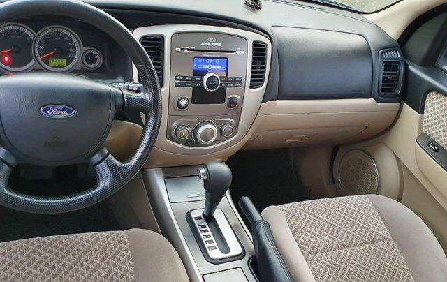 Bán Ford Escape đời 2008, số tự động, máy 2.3 lít, xe zin đẹp như mới 09646743314