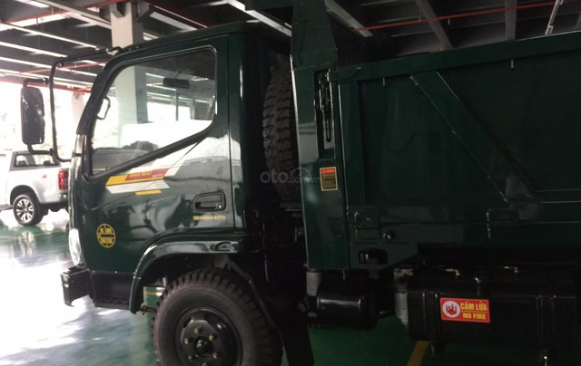 Bán xe ben Hoa Mai 3 tấn giá 325 triệu4