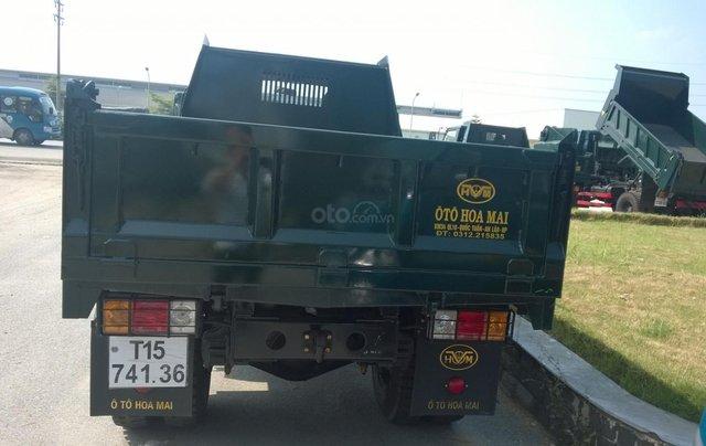 Bán xe ben Hoa Mai 3 tấn giá 325 triệu13