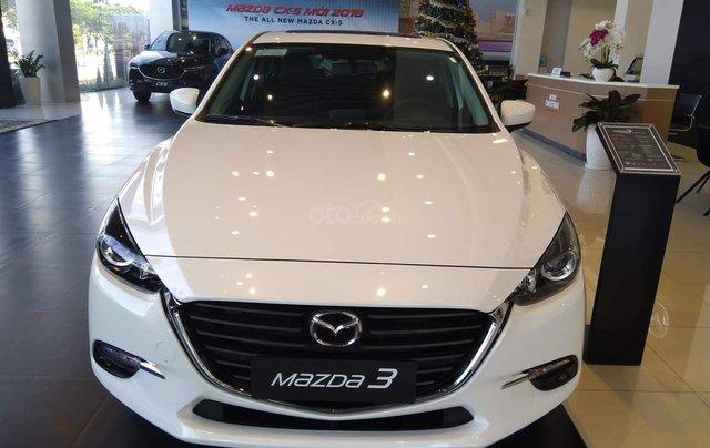 Mazda 3 2019 mới 100% chạy số ưu đãi tháng 10, LH ngay 0942.716.2290