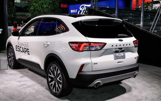 Phân biệt xe Ford Escape 2020 và đời cũ qua ảnh3