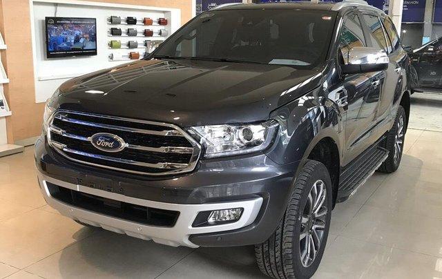 Bán Ford Everest 2019 nhập khẩu - đủ màu, giao ngay, khuyến mãi hấp dẫn, LH: 0908812441