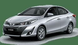 Toyota Phú Mỹ Hưng bán Toyota Vios đời 2019, màu bạc