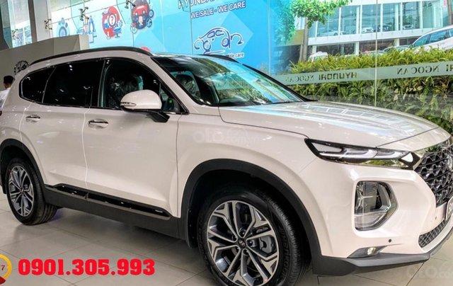 Bán Hyundai Santa Fe 2019 phiên bản dầu đặc biệt tại Đồng Nai2