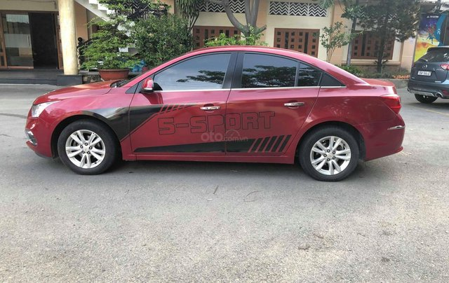 Bán Chevrolet Cruze số sàn, sản xuất năm 2016, giá rẻ7