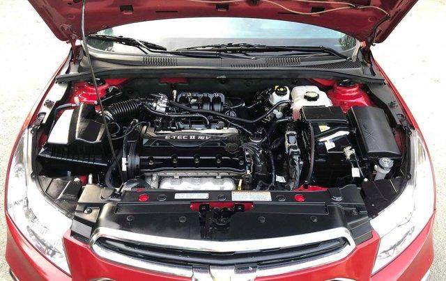 Bán Chevrolet Cruze số sàn, sản xuất năm 2016, giá rẻ17