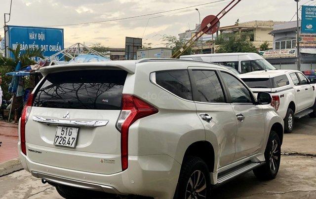 Bán ô tô Mitsubishi Pajero Sport 3.0G 4x4 AT năm 2018, màu trắng, xe nhập khẩu nguyên chiếc9