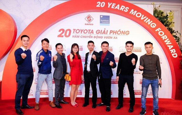 Toyota Giải Phóng - CN Pháp Vân 1