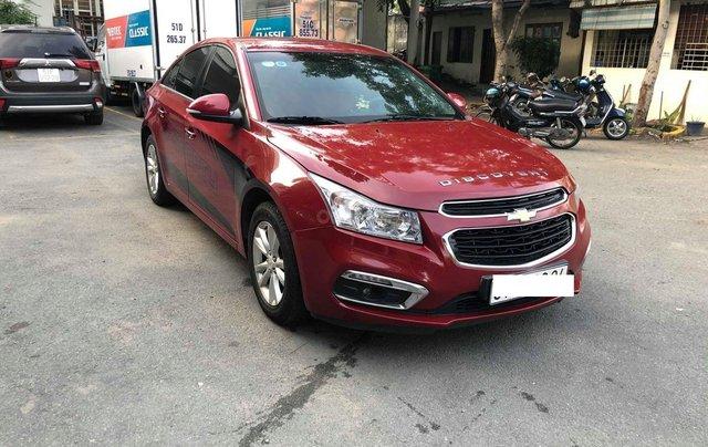 Bán Chevrolet Cruze số sàn, sản xuất năm 2016, giá rẻ1