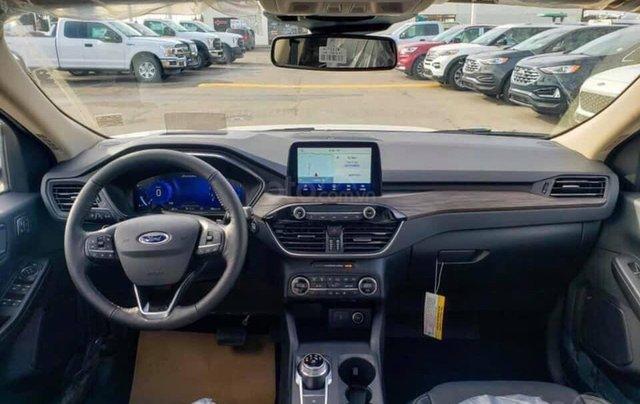 Bán ô tô Ford Escape Limited năm 2019, màu trắng, nhập khẩu2