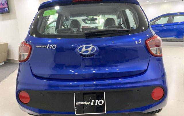 Hyundai Grand I10 Hatchback xe đủ màu giao ngay, tặng bộ phụ kiện kinh doanh cao cấp, hỗ trợ đăng ký grab7