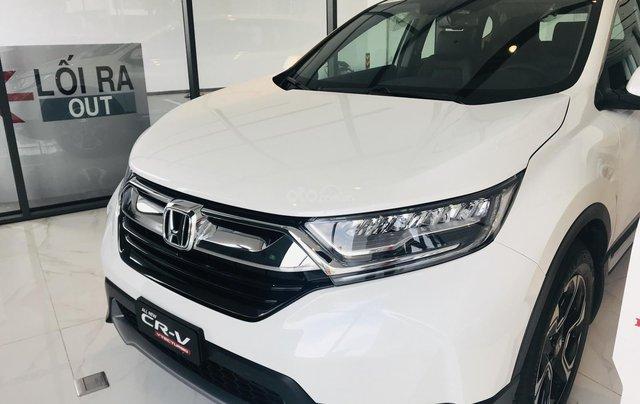 Honda CRV 2019, chỉ 300 triệu nhận ngay xe về trước tết, lì xì tiền mặt, lì xì thêm phụ kiện và bảo hiểm, đủ màu0