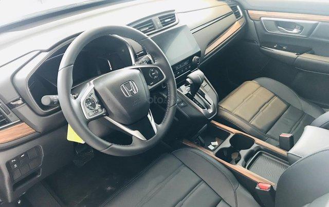 Honda CRV 2019, chỉ 300 triệu nhận ngay xe về trước tết, lì xì tiền mặt, lì xì thêm phụ kiện và bảo hiểm, đủ màu3
